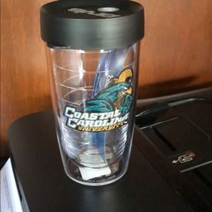Brand new Coastal Carolina Tervis Tumbler